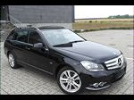 Mercedes-Benz C200 2,2 CDi Avantgarde st.car BE (2012), 71,000 km, 329,000 Kr.