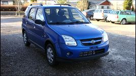 Suzuki Ignis, 184.000 km, 29.000 kr