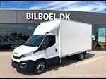 Iveco Daily 2,3 35C16 Alukasse m/lift (2017), 9,000 km, 336,900 Kr.