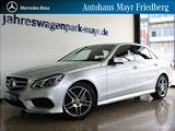 Mercedes-Benz E400 BE 4M AMG-Style Distronic Airmatic Kamera, 10.500 km, 9.048 kr