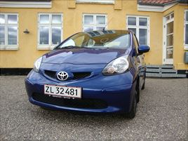 Toyota Aygo, 226.000 km, 38.900 kr