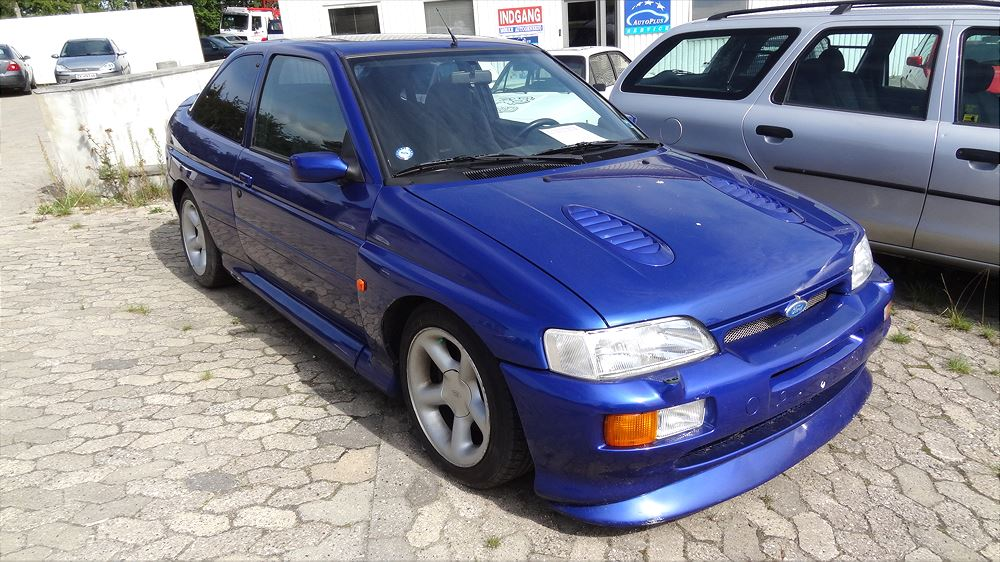 Billede 2: Ford Escort 2,0 RS Cosworth 4x4