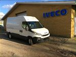 Iveco Daily 2,3 35S12 10,8m³ Van AG8 (2018), 244,800 Kr.