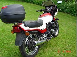 Honda CBX 550F, 51.000 km, 22.000 kr
