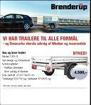 Brenderup 1205 S Stål 500kg, 4.590 kr