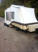 Combi Camp Easy 400, 2.500 kr
