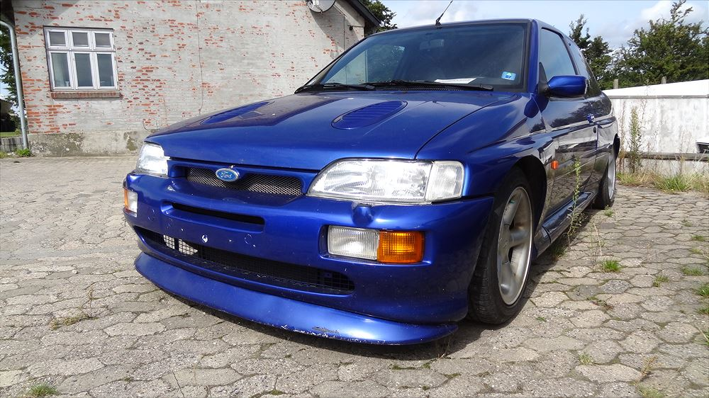 Billede 1: Ford Escort 2,0 RS Cosworth 4x4