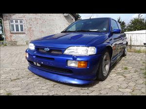 Ford Escort 2,0 RS Cosworth 4x4, 99.000 km
