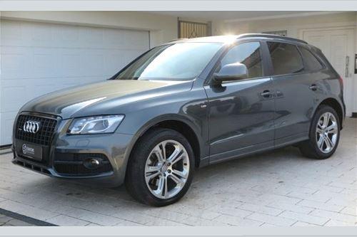 Billede 1: Audi Q5 3.0 TDI quattro S-Line PLUS/ACC/Pano/Vollauss