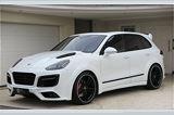 Porsche Cayenne Turbo SportDesign Paket-Burmester-PDCC-, 16.500 km, 31.228 kr