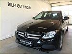 Mercedes-Benz C200 2,0 stc. aut. (2017), 33,000 km, 389,900 Kr.