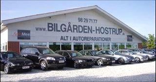 Bilgården Hostrup A/S