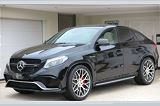 Mercedes-Benz GLE 63 S Coupe AMG Carbon-B&O-TV-Pano-BRABUS, 3.000 km, 30.860 kr