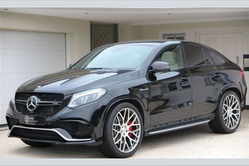 Billede 1: Mercedes-Benz GLE 63 S Coupe AMG Carbon-B&O-TV-Pano-BRABUS