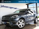 Mercedes-Benz ML350 BT 4M  AMG Airmatic Kamera Distronic, 47.300 km, 9.633 kr