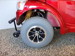 Billede 1: Dæk og Fælg