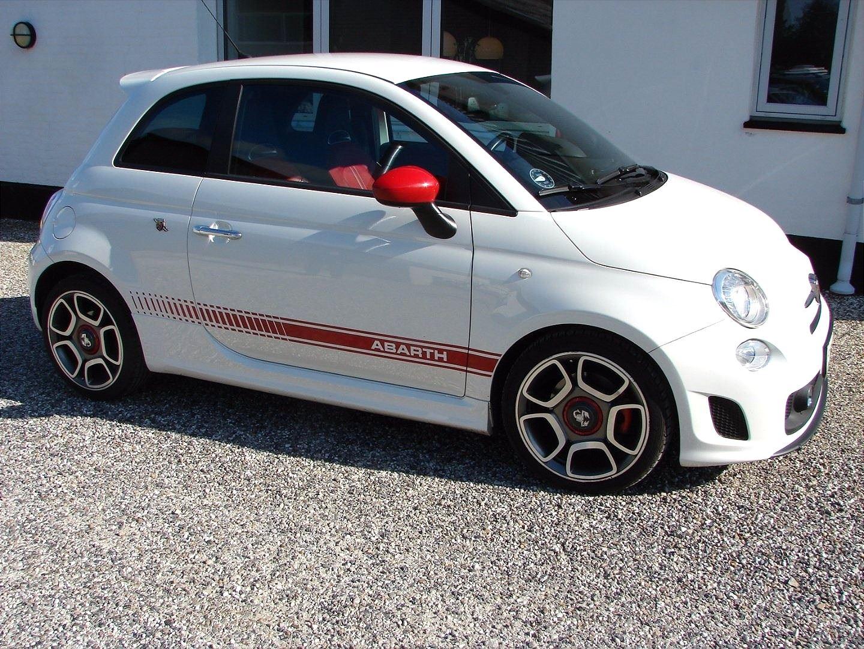 Brugt Fiat 500 1,4 Abarth (2009) 53.000 km, Galten 8464, Skanderborg, Midtjylland, Til salg hos ...