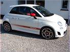 Fiat 500 1,4 Abarth, 53.000 km, 219.900 kr