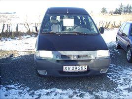 Citroën Jumpy 1,9TD 8 personers bus, 309.000 km, 44.500 kr