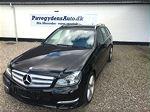 Mercedes-Benz C200 1,8 Avantgarde st.car aut. BE (2013), 76,000 km, 349,000 Kr.