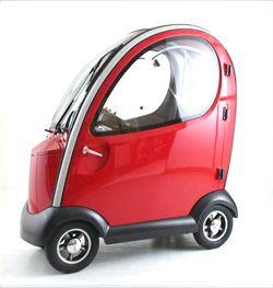 Minibil de Luxe, 63.999 kr