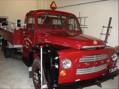 Veteran Lastbil Dodge D 203 L (1957), 24,000 km