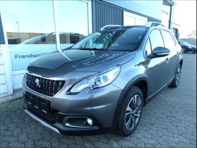 Peugeot 2008 e-THP 110 Selection Sky EAT6 (2018), 9,000 km, 249,900 Kr.