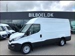 Iveco Daily 2,3 35S14 12m³ Van AG8 (2017), 21,000 km, 219,900 Kr.