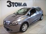 Renault Clio IV dCi 75 Expression ST (2013), 107,000 km, 86,980 Kr.