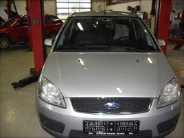 Ford C-MAX, 340.000 km, 49.800 kr