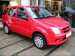 Suzuki Ignis 1,3 GL (2006), 158,000 km, 19,800 Kr.