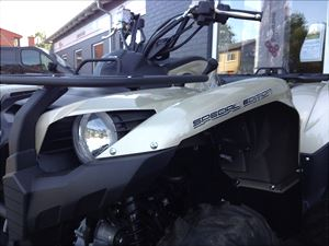 Billede 1: YamahaGrizzly 700 Special Edition