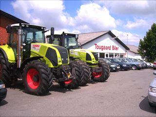 Gærum Auto- og Traktorværksted - Torkild Tougaard