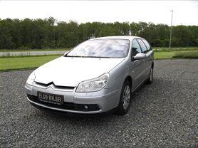 Citroën C5 1,6 HDi Elegance Weekend, 339.000 km, 39.800 kr
