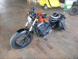 Harley-Davidson XL 1200 X Forty Eight, 6.000 km, 175.000 kr