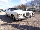 Mercury Cougar 5,7 V8 351cui. Cabriolet, 210.000 kr