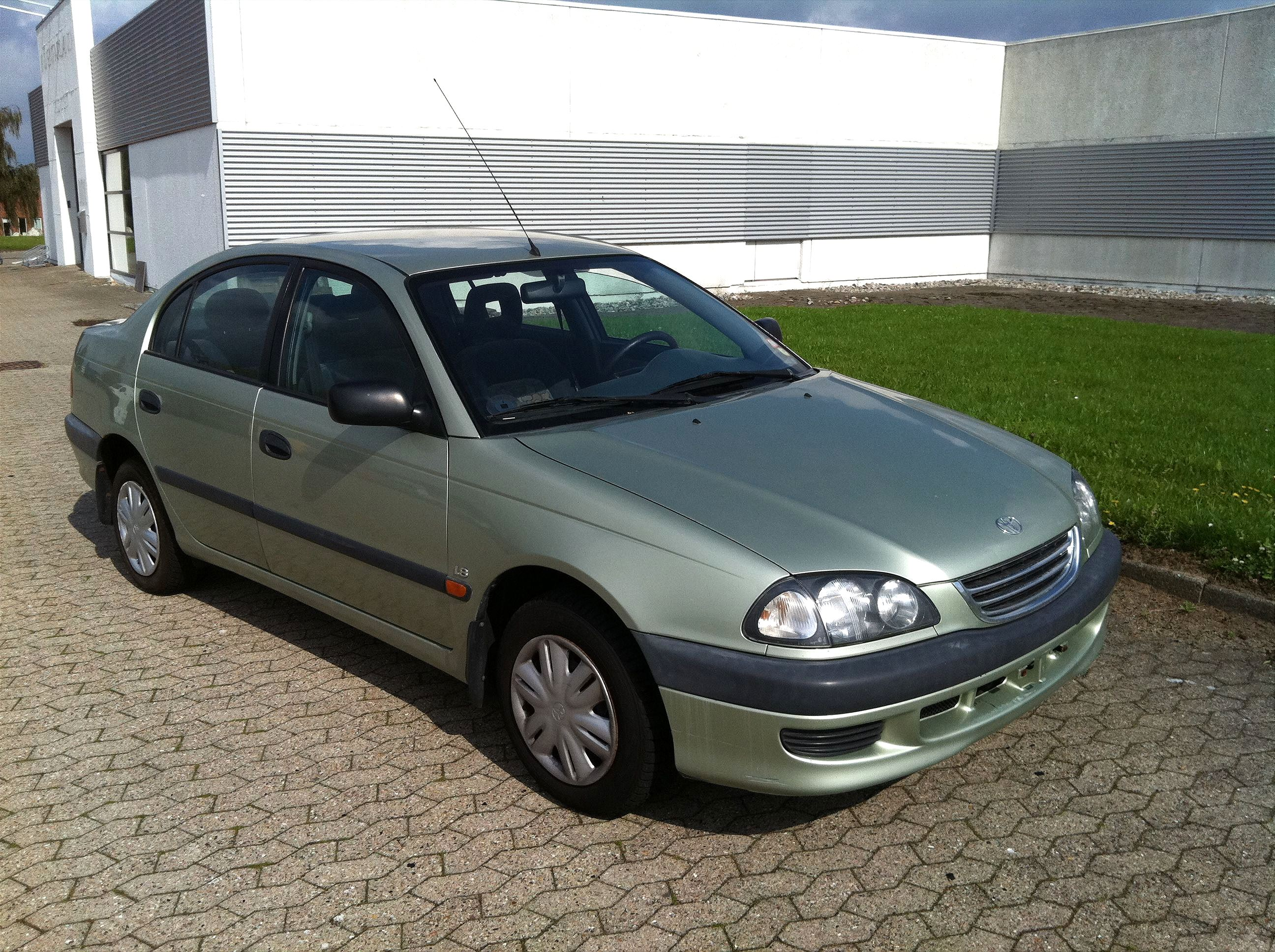 1997 toyota avensis 1 8 related infomation specifications weili automotive network. Black Bedroom Furniture Sets. Home Design Ideas