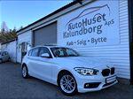 BMW 116d 1,5 Advantage (2015), 99,000 km, 219,900 Kr.