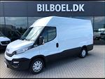 Iveco Daily 2,3 35S14 12m³ Van AG8 (2017), 42,000 km, 199,900 Kr.