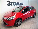 Renault Clio IV TCe 90 Expression Optimized (2014), 79,000 km, 109,980 Kr.