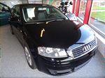 Audi A3 1,6 (2004), 213,000 km, 110,900 Kr.