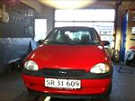 Opel Corsa 1,4 (1997), 242,000 km, 11,600 Kr.
