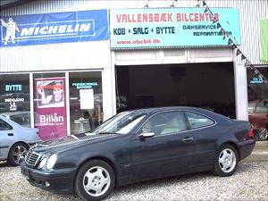 Mercedes-BenzCLK 2302,3 Komp., 72.000 km