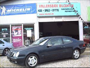 Billede 1: Mercedes-BenzCLK 2302,3 Komp.