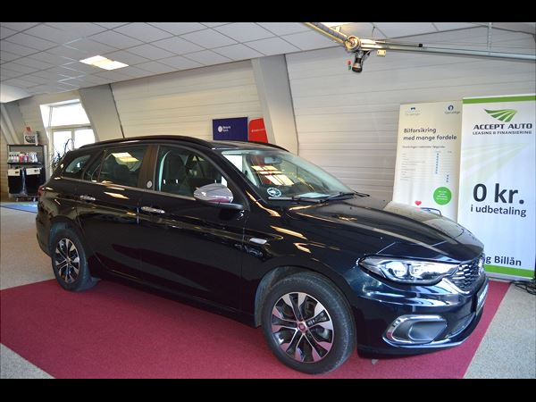 Fiat Tipo MJT 120 Lounge SW DCT