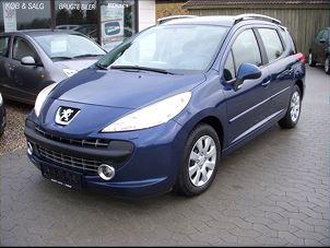 Billede 1: Peugeot2071,6 VTi Comfort+ SW
