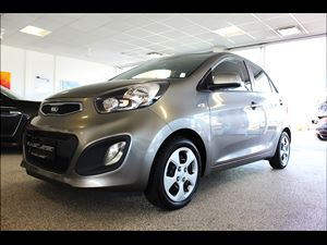 Kia Picanto 1,0 World Cup Eco Clim 5d, 109.000 km