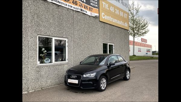 Audi A1 1,4 TFSI 122HK Attraction