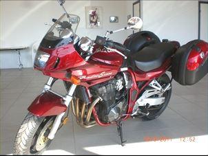 Billede 1: SuzukiGSF 1200 S