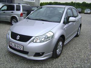 SuzukiSX41,6 GLX, 34.000 km